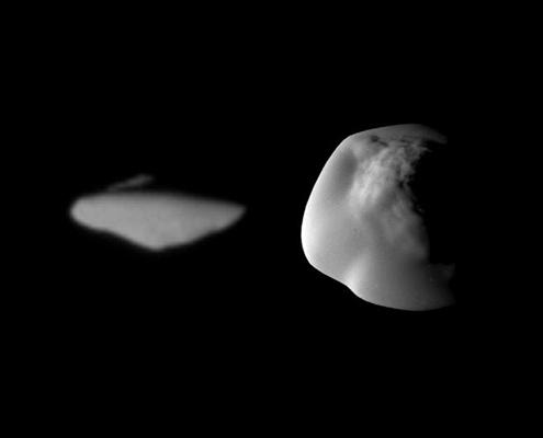 ホーキング織野のサラリーマン、宇宙を語る。アトラス(土星の衛星)を語る。